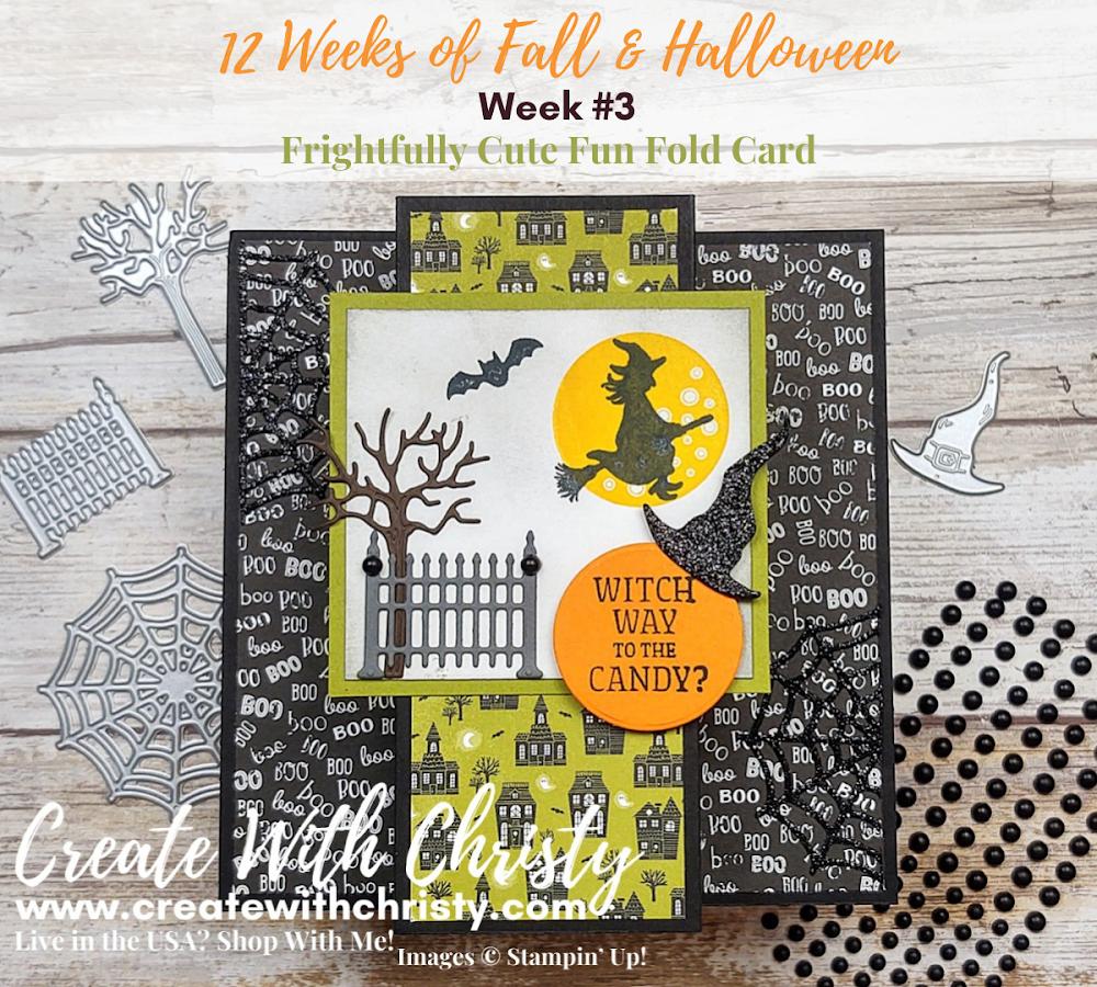 12 Weeks of Fall & Halloween 2021 - Week #3