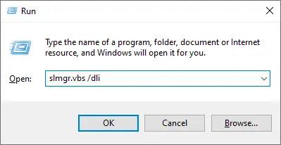 cara cek windows original atau tidak dengan run