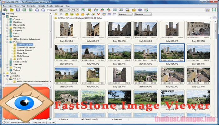 Download FastStone Image Viewer 7.3 Full Crack