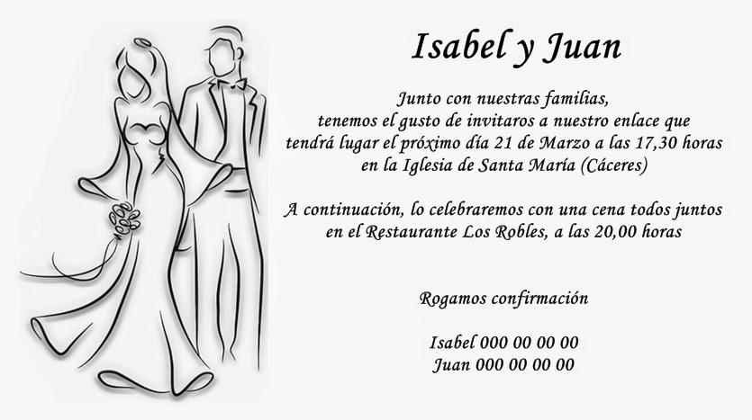 invitaciones de boda Celebraciones Especiales Miriam LM