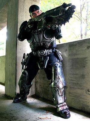 marcus fenix cosplay mala sensei