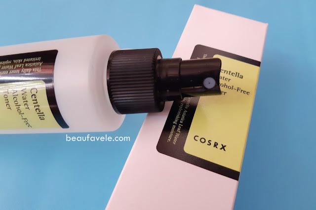 Botol cosrx model spray