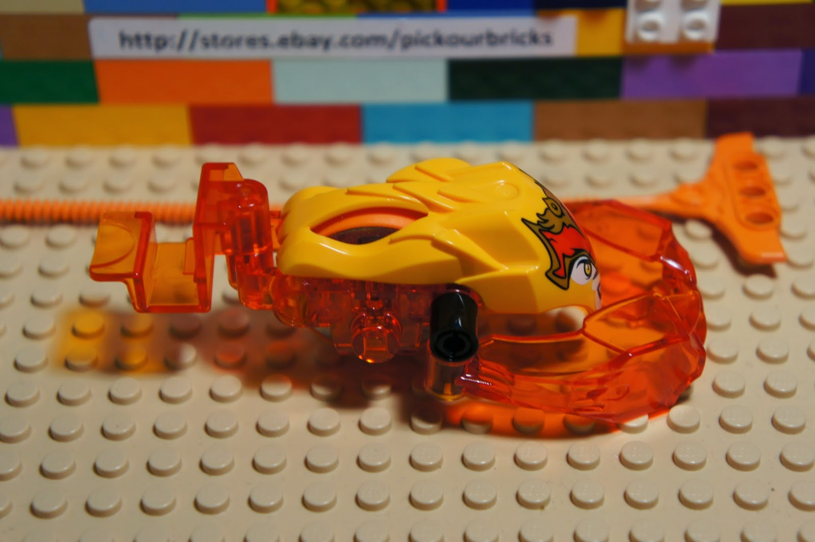 lego legends of chima laval lion tribe orange speedorz vehicle w ripcord ebay. Black Bedroom Furniture Sets. Home Design Ideas