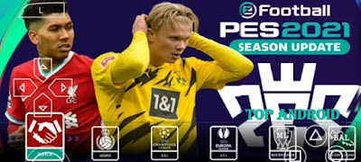PES 2021 PPSSPP ISO File Download Link