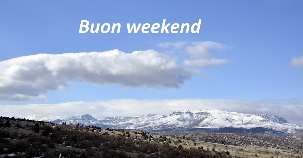 Immagini di buon fine settimana messaggi dolci for Buon weekend immagini simpatiche