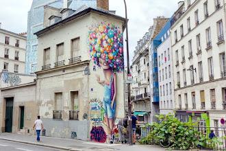 Sunday Street Art : Vinie - quai de Valmy - Paris 10