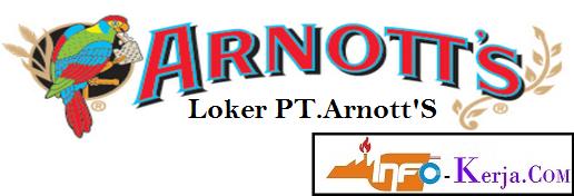 INFO Paling Baru Lowongan Kerja PT.Arnott's Indonesia Pondo Ungu-Bekasi