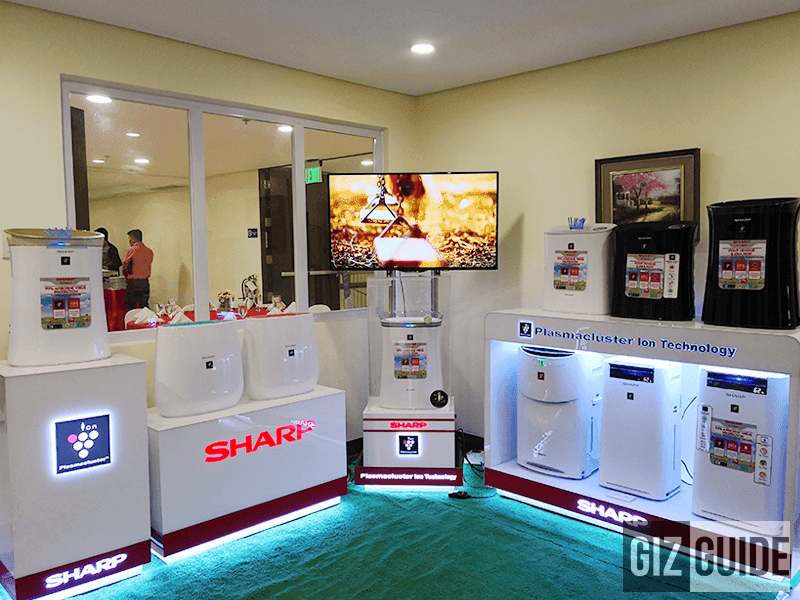 QualiMed partners with Sharp, highlights new facilities and Plasmacluster Ion air disinfecting technology!