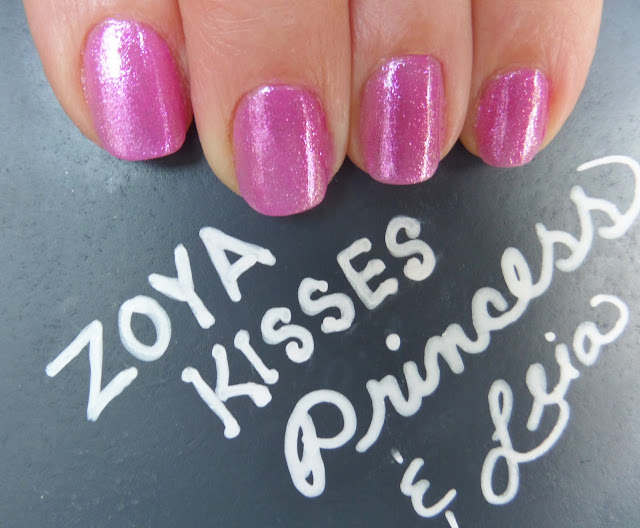 zoya princess and leia swatch
