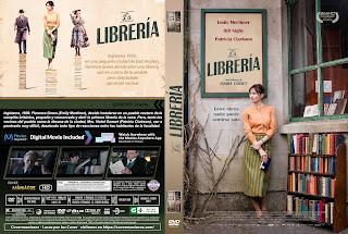 CARATULALA LIBRERIA - THE BOOKSHOP - 2017
