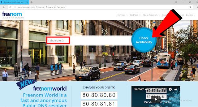 domain name technologyandfun