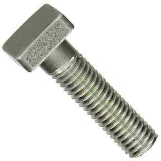 square head fastener bolt