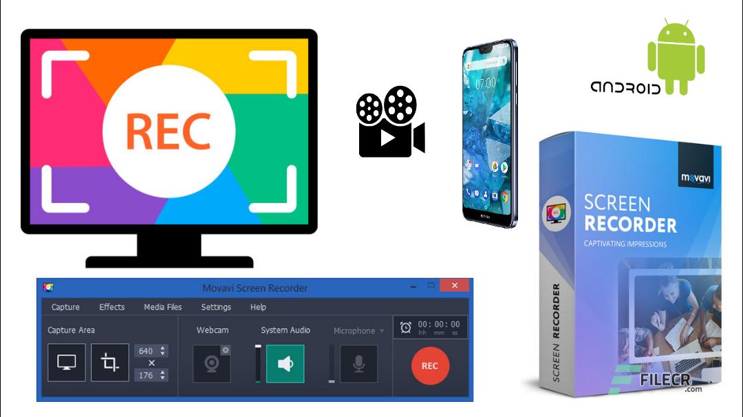 برامج تصوير الشاشة  أفضل برامج تسجيل الشاشة فيديو للكمبيوتر وأجهزة الاندرويد2020- إبداع تقني