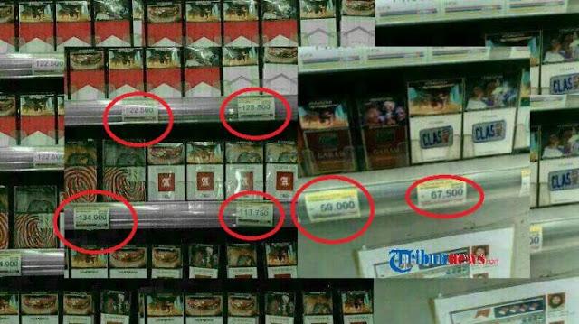 Ketua DPR Ade Komarudin Dukung Harga Rokok Naik 100 Persen