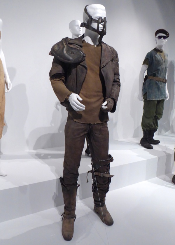 Hollywood Movie Costumes And Props Oscar Nominated Mad Max Fury