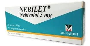 سعر ودواعى إستعمال أقراص نيبيلت Nebilet للضغط