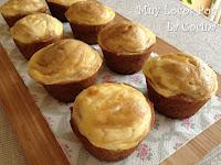 Muffins Especiados de Calabaza y Queso