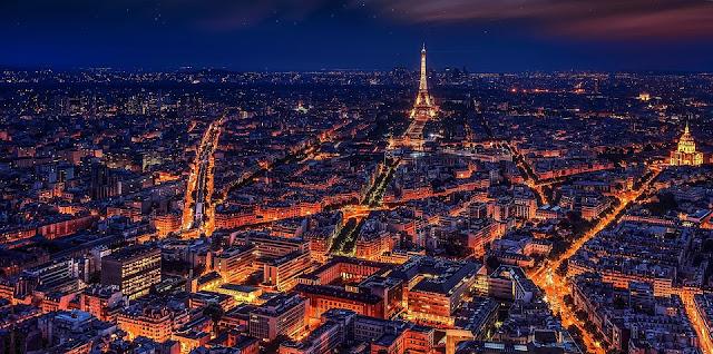 Paris para amantes das sete artes