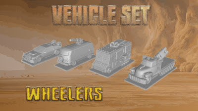 The Vehicle Sets (STL Files) picture 1