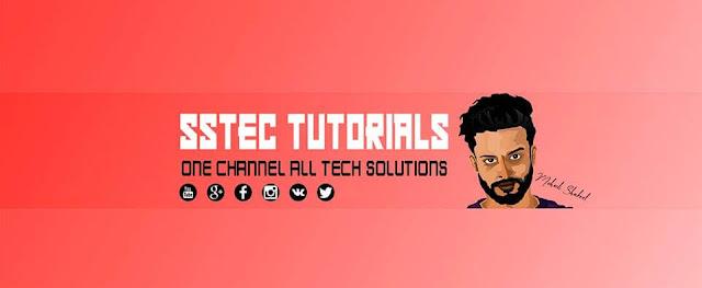 قناة-SSTec-Tutorials