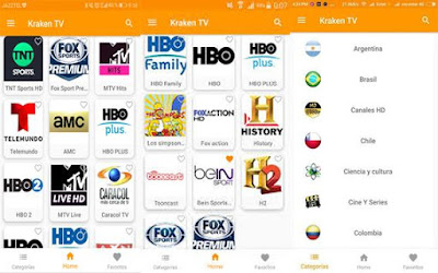تطبيق كراكن تي في الإسباني لمشاهدة القنوات المشفّرة الرّياضية, Kraken TV apk, افضل تطبيق لمشاهدة القنوات المشفرة 2020, برنامج مشاهدة القنوات المشفرة للاندرويد 2020, افضل تطبيق لمشاهدة القنوات للاندرويد 2020, برنامج لمشاهدة القنوات المشفرة على الاندرويد, افضل برنامج لمشاهده القنوات الفضائيه للاندرويد, برنامج لمشاهدة القنوات المشفرة بدون تقطيع 2020, افضل تطبيق لمشاهدة القنوات 2020