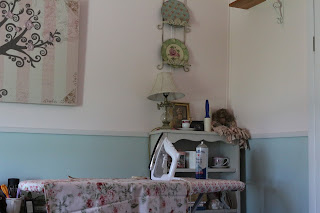 Sewing Room, Living From Glory To Glory Blog