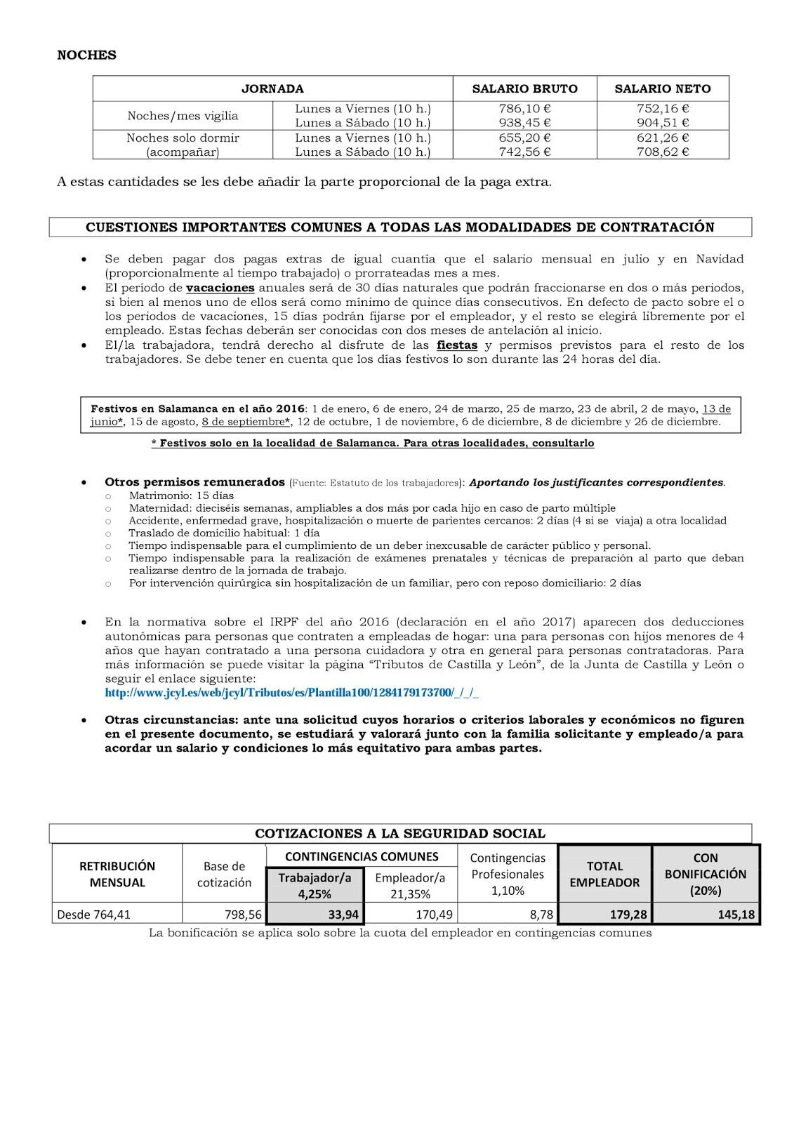 Contrato de trabajo del servicio del hogar familiar for Modelo contrato empleada de hogar indefinido