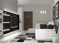 jasa gambar apartemen borongan