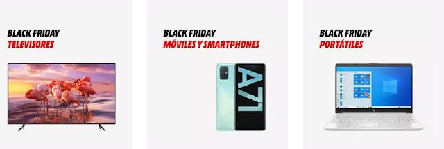 12 nuevas ofertas Black Friday de Media Markt 2020