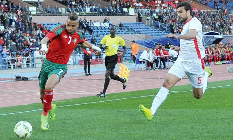 مواجهة ودية بين تونس والمغرب