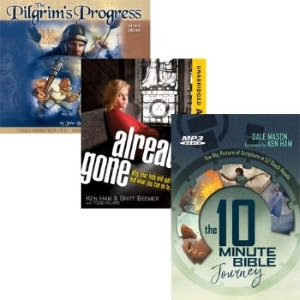 An excellent assortment of unabridged audiobooks for a busy parent or the whole family to enjoy together.