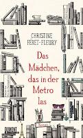 Das Mädchen, das in der Metro las - Christine Féret-Fleury