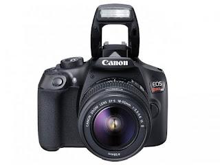 Kamera Terbaru Canon EOS 1300D