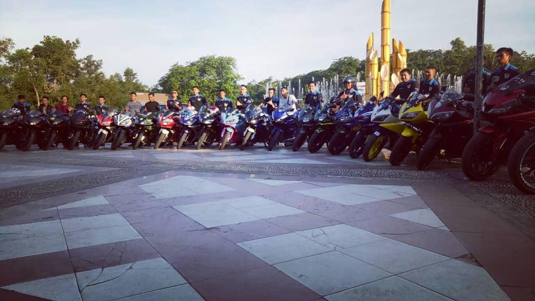 member komunitas R15 West Borneo