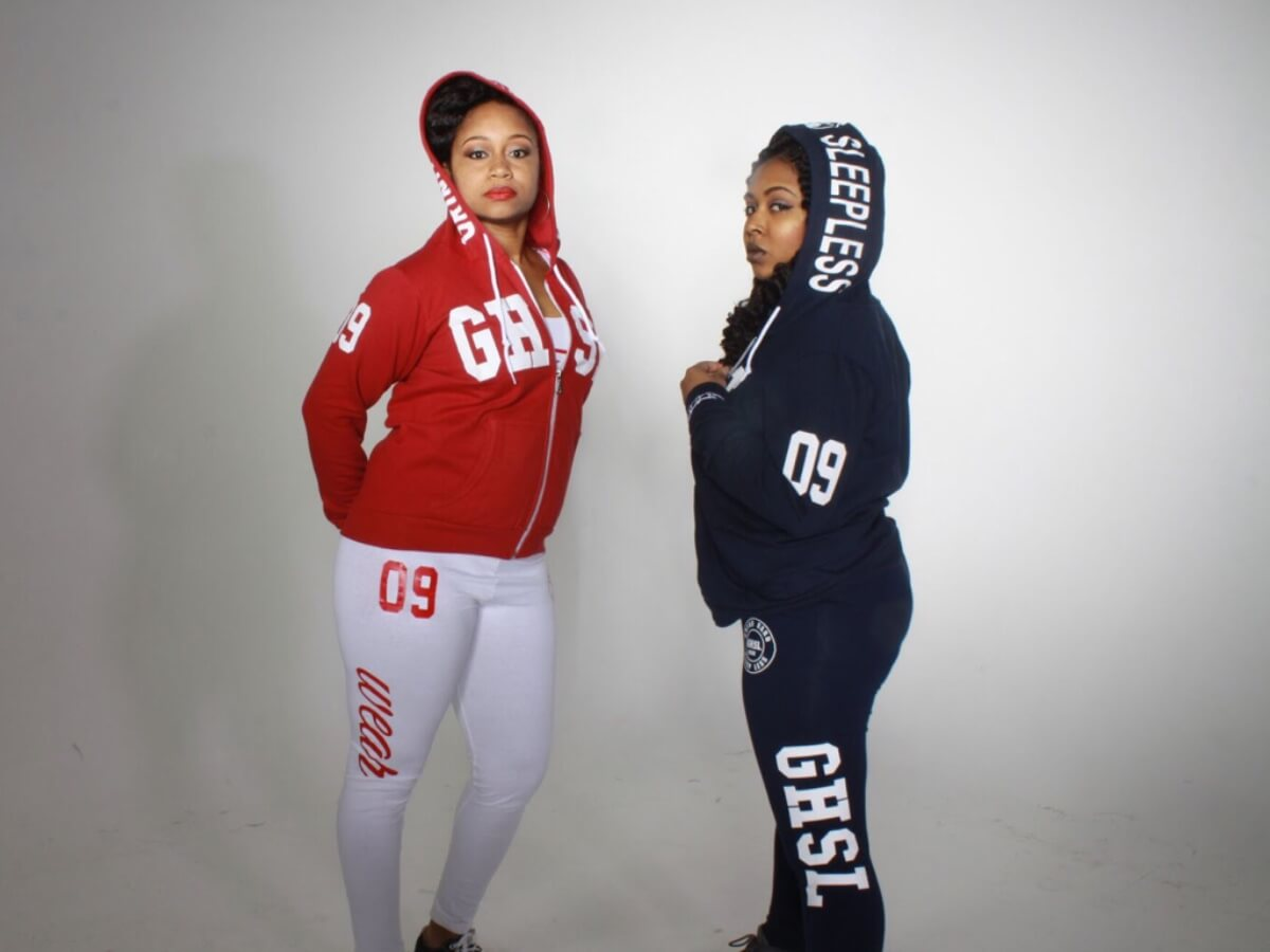 GHSLWear®  LEGGINGS NOW AVAILABLE
