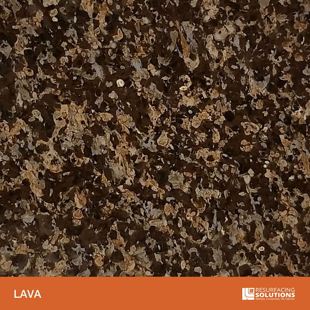 Resurfacing Solutions Knoxville Faux Granite Countertop Color Sample 32