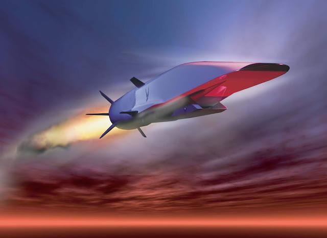 الصواريخ الجوالة الفرط صوتية hypersonic cruise missile    الصاروخ الامريكي الفرط صوتي Boeing X-51 Waverider التجريبي