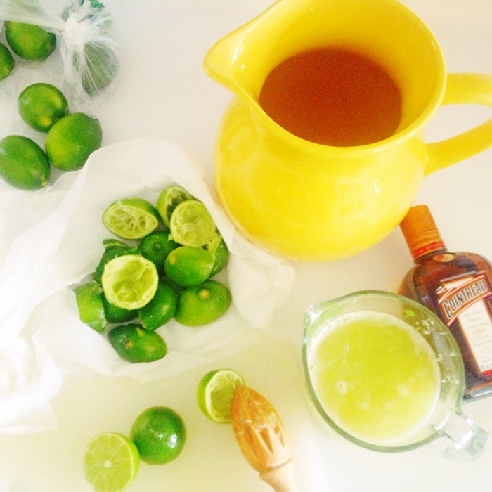 Make-Ahead Margaritas for a Crowd
