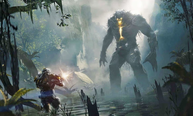 Anthem Most Graphic demanding PC Games 2020