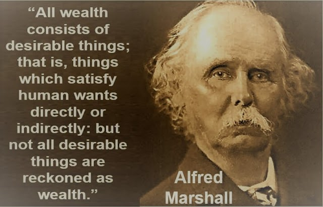 The contribution of Alfred Marshall to the history of economic thought , History of Economic Thought