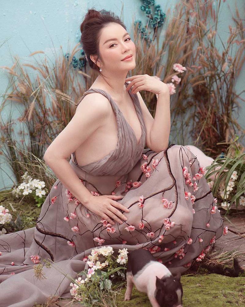 Le Hoang Bao Tran da daindah manis