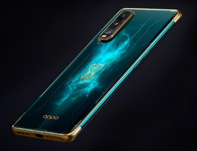 Oppo Find X2 League of Legends Edition Colours
