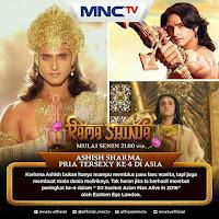 Biodata Lengkap Pemain Serial Drama India Rama Shinta MNCTV
