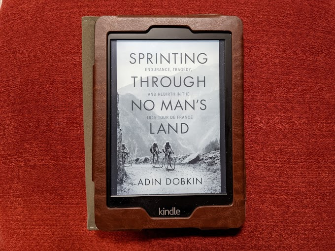 Review: Sprinting Through No Man's Land: Endurance, Tragedy, and Rebirth in the 1919 Tour de France