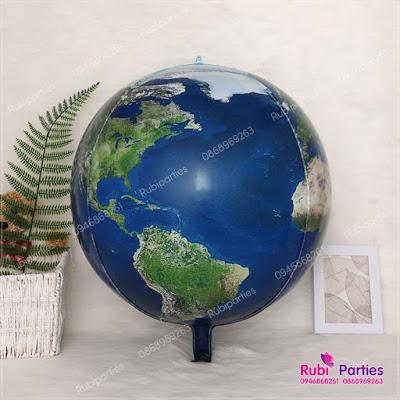Bóng 4D hình trái đất