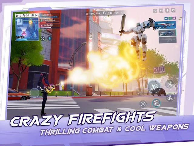 Cara Instal Super Mecha Champions di Tencent Gaming Buddy 4