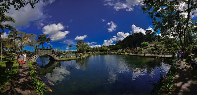 Royal Water Garden Karangasem Bali