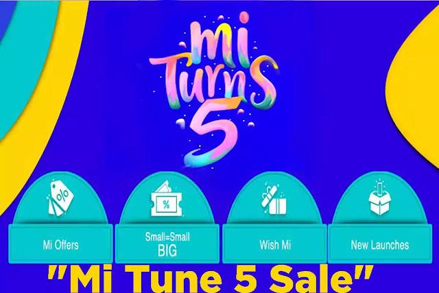 """""""Mi Tune 5 Sale"""" Mi.com"""