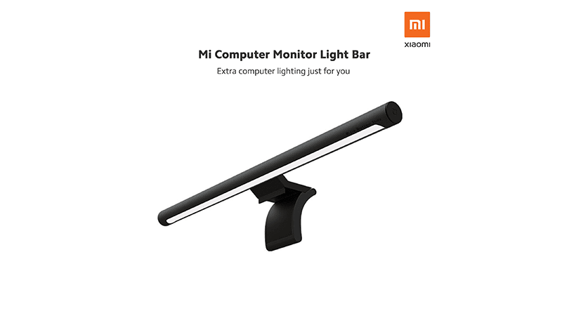 Xiaomi Mi Computer Monitor Light Bar launched in PH, priced at PHP 1,499!