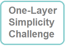 One-Layer Simplicity Challenge